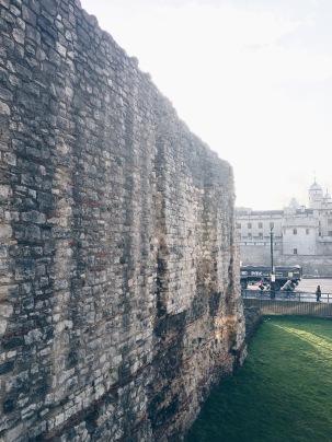 The Roman Wall!