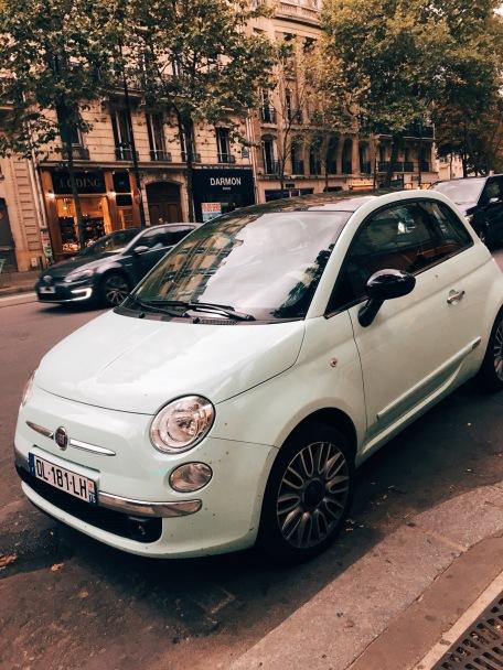 mint Fiat! Saint-Germain des Prés