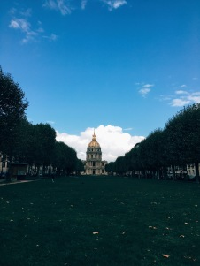 Invalides from far away