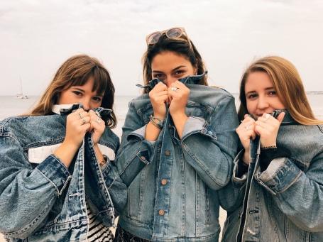 jean jacket club