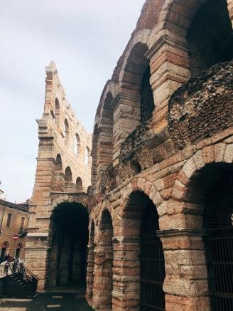 roman ruins .. the arena