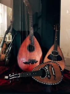 19th century guitars and mandolins
