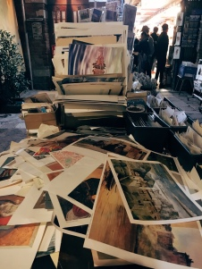 vintage postcards and pictures