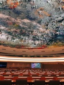 The Human Rights and Alliance of Civilizations Room