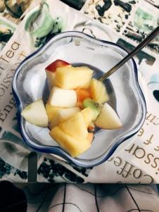 macedonia - fruit salad