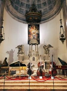 17th century contrabasso