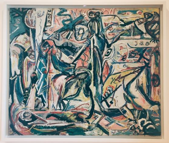 Jackson Pollock - Circumcision
