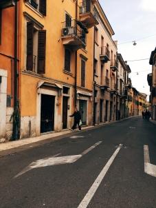 Italian color palette