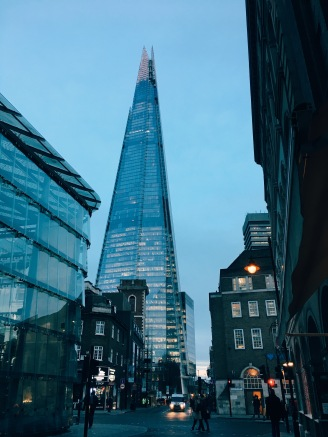 """The Shard"" skyscraper"