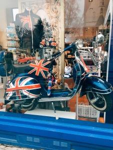 quintessentially British !