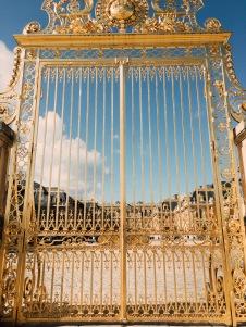 the Golden Gates !