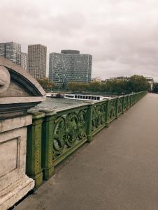 le pont Mirabeau