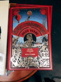 Jules Verne, author extraordinaire