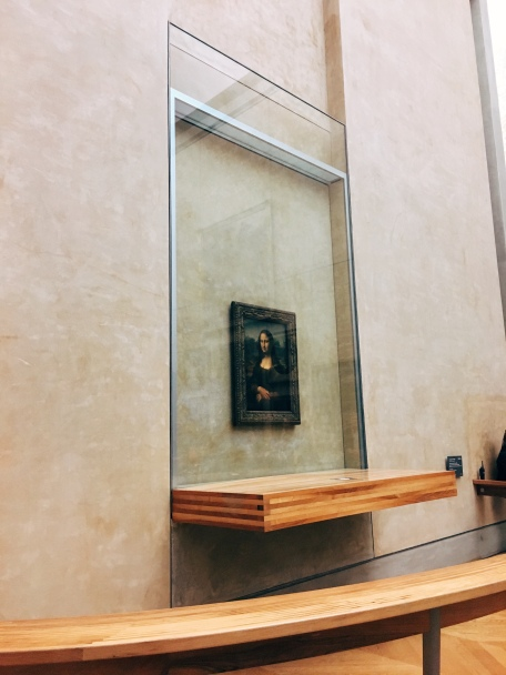 """La Joconde / the Mona Lisa"" - Da Vinci, 1503"