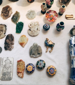 little pillboxes and other bits and pieces