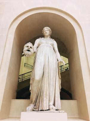 """""""Muse de la tragédie / Melpomène"""" 1er siècle"""