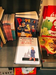 a classic favorite .. Tintin