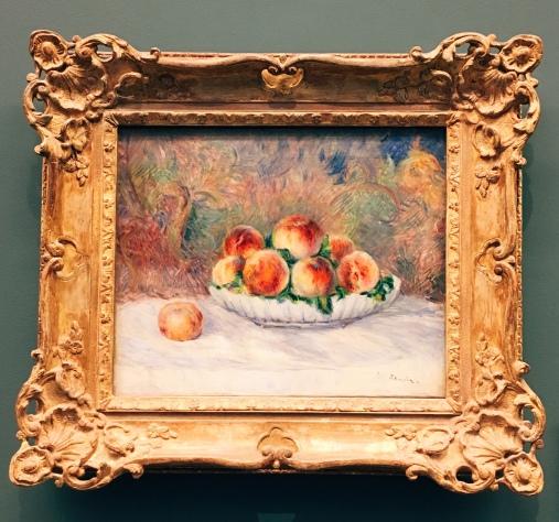 Peaches, Renoir