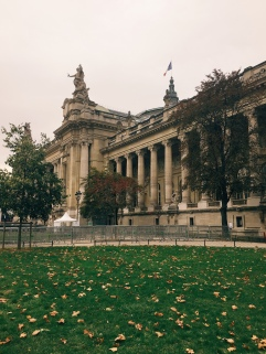 Grand Palais from outside