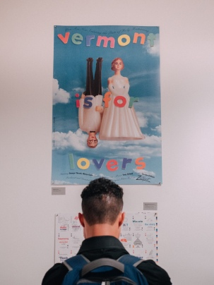 Vermont is For Lovers film poster