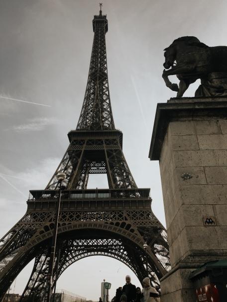 La Tour Eiffel herself !