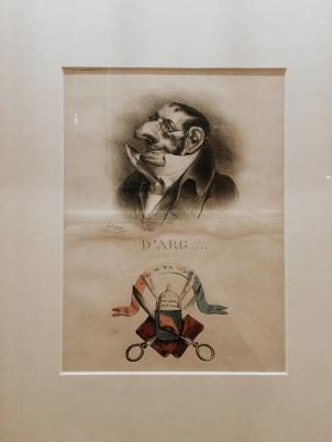 caricatures du Honoré Daumier